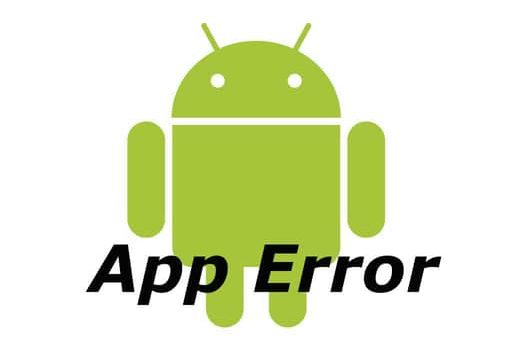 Errore App Android