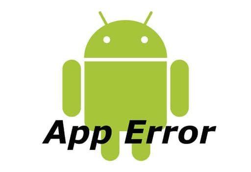 Errore App Android
