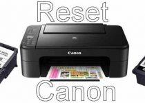 Reset Stampante Canon