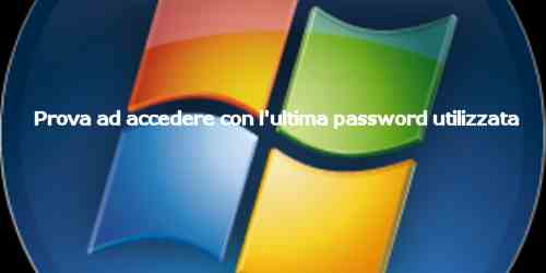 Errore accesso windows
