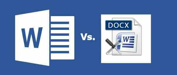 leggere i file word docx