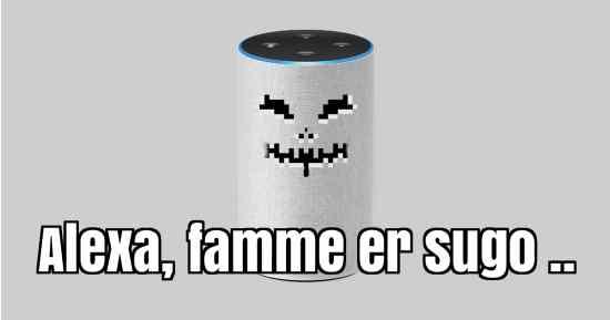 Dispositivo Amazon Echo Alexa